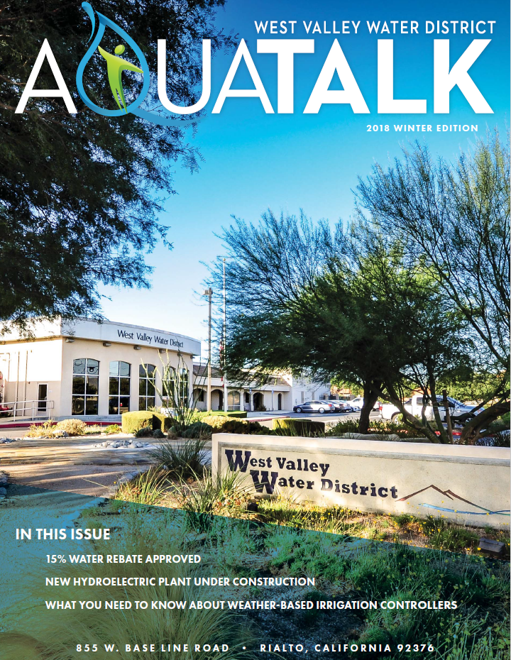 AquaTalk Winter 2018
