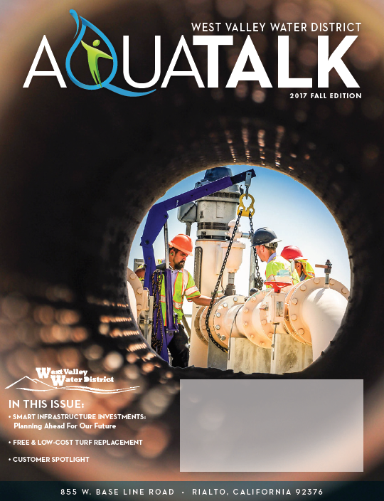 AquaTalk Fall 2017
